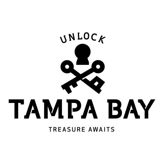 Unlock Tampa Bay Logo Vector