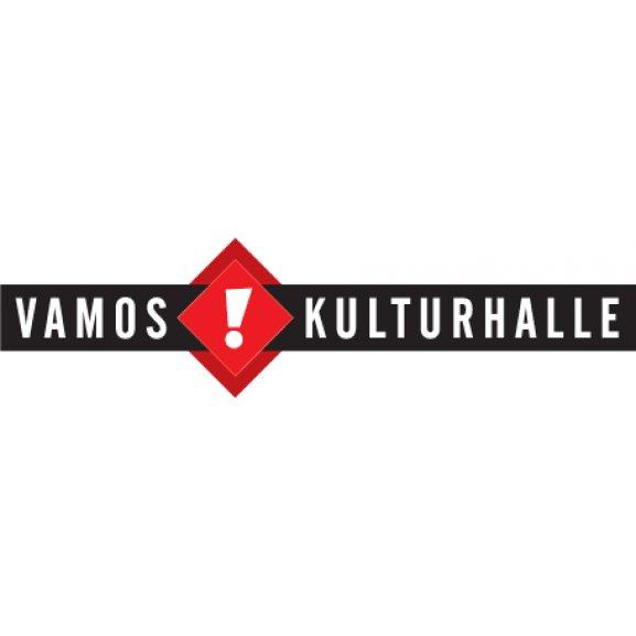 Vamos Kulturhalle Logo Vector
