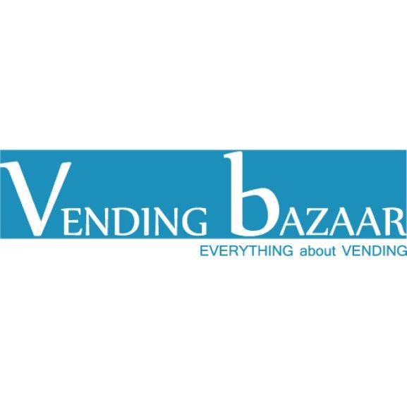 Vending Bazaar Logo Vector