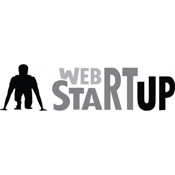 Web Startup Logo Vector