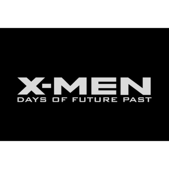 Xmen Days Of Future Past Logo Vector