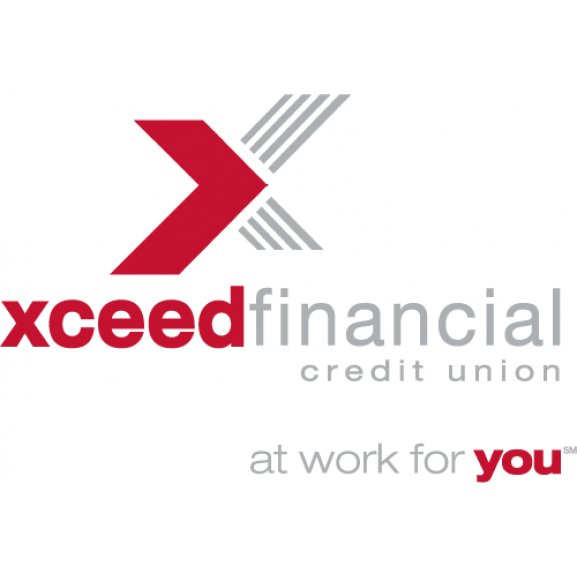 Xceed Financial Credit Union Logo Vector