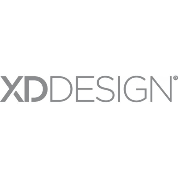 Xd Design Logo Vector