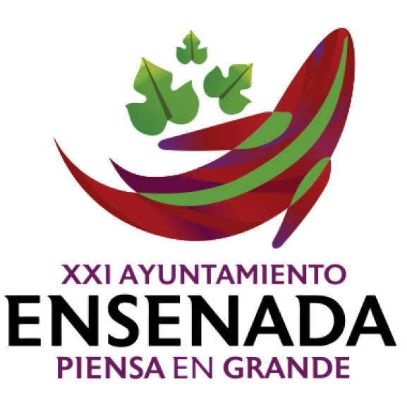 Xxi Ayuntamiento De Ensenada Logo Vector