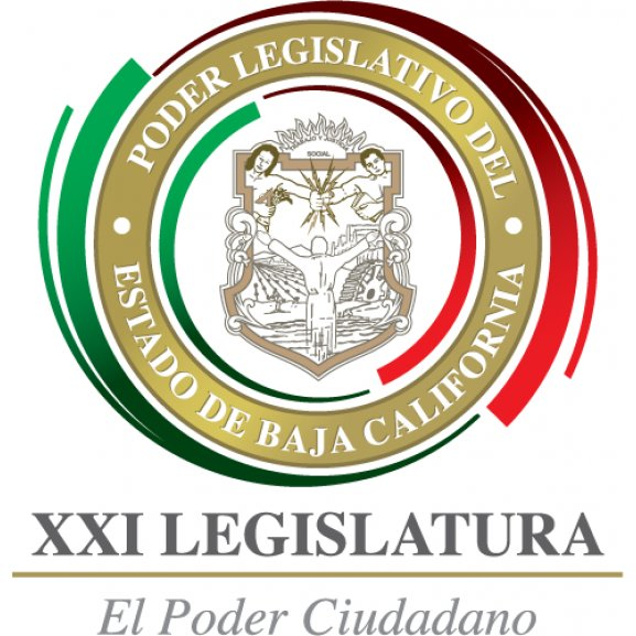 Xxi Legislatura Logo Vector