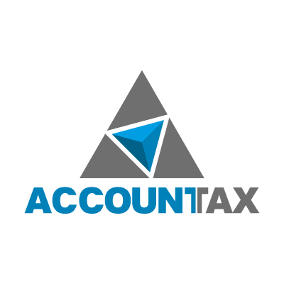 Accountax Logo Vector