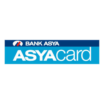 Asya Card Logo Vector