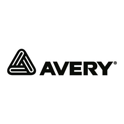 Avery Black Logo Vector
