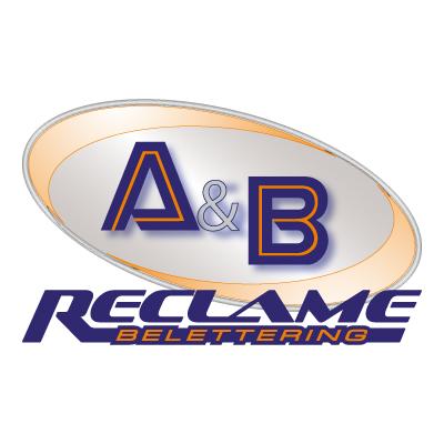 A038b Reclame Logo Vector