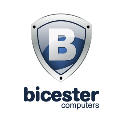 Bicester Computers Logo Vector