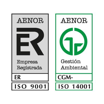 Aenor Logo Vector