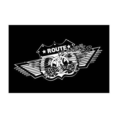 Aerosmith Route Logo Vector