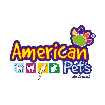 American Pets Logo Vector