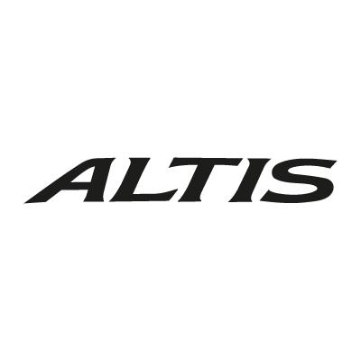 Toyota Altis Logo Vector