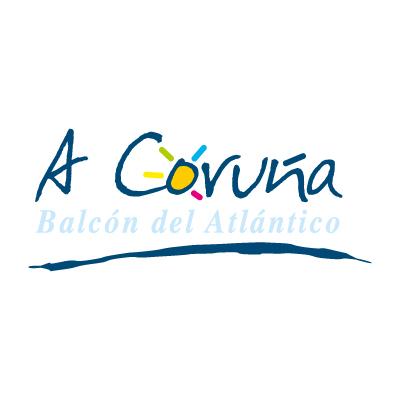 A Coruna Logo Vector