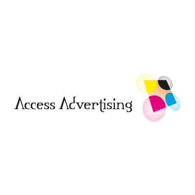 Access Advertising Logo Vector