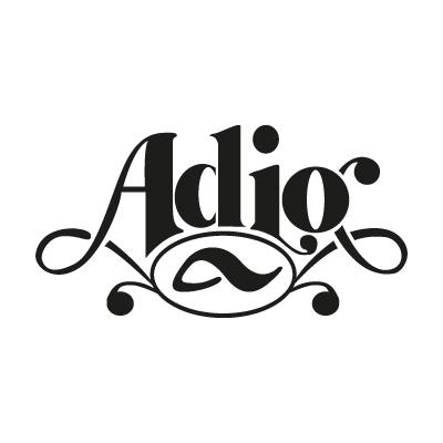 Adio Logo Vector