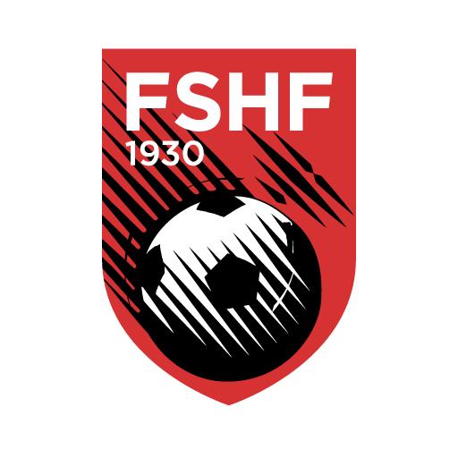 Albania National Football Team Fshf Logo Vector