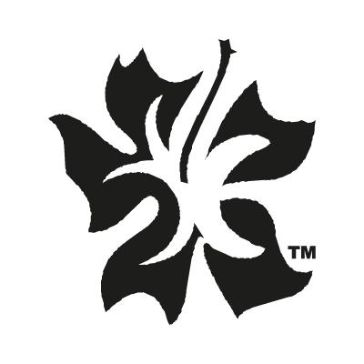 Aloha Style Black Logo Vector