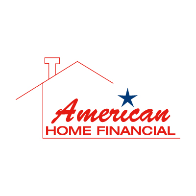 American Home Financial Logo Vector