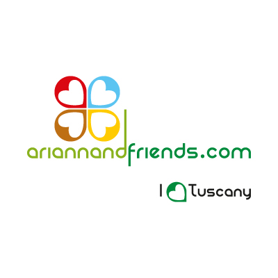 Arianna 038 Friends Logo Vector