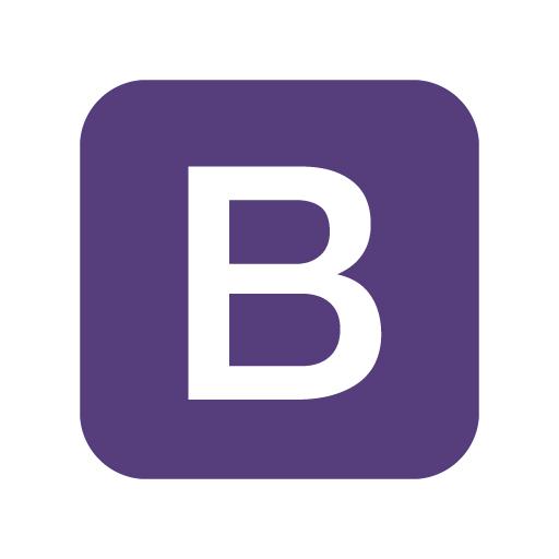 Bootstrap Logo Vector