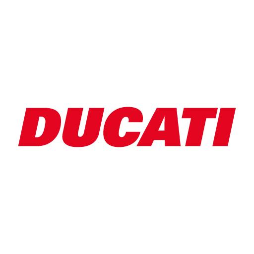 Ducati Wordmark Logo Vector
