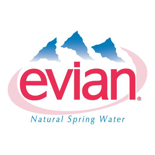 Evian Logo Vector
