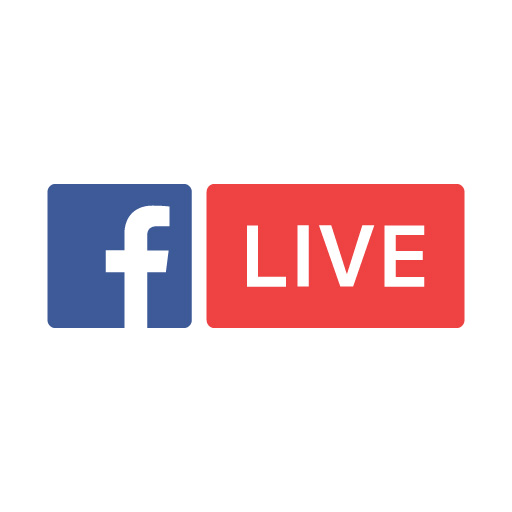 Facebook Live Logo Vector