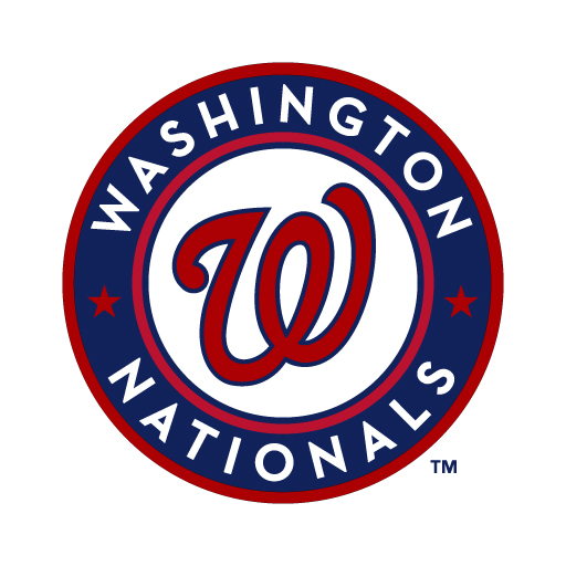 Washington Nationals Baseball Team Logo Vector