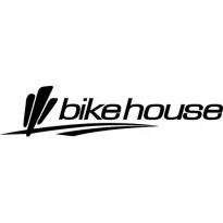 Bike House Logo Vector Download