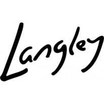 Langley Logo Vector Download