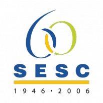 60 Anos Do Sesc Logo Vector Download