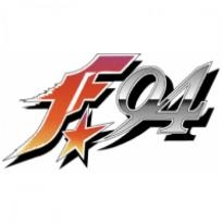 King Of Fighters 94 Logo Vector Download
