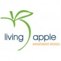 Living Apple Logo Vector Download