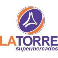 Supermercados La Torre Logo Vector Download
