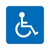 Wheelchair Accessible Logo Vector Download