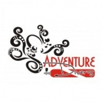 Adventure Divers Zihuatanejo Logo Vector Download