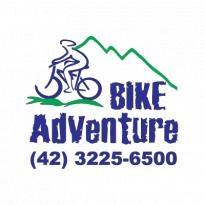 Bike Adventure Logo Vector Download