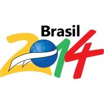 Brasil 2014 Logo Vector Download