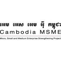 Cambodia Msme Logo Vector Download