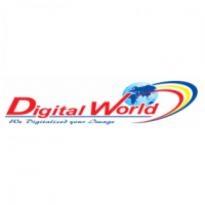 Digital World Logo Vector Download
