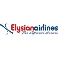 Elysian Airlines Logo Vector Download