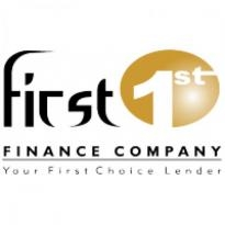 First Finance Company Logo Vector Download