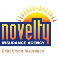 Novelty Insurance Agency Logo Vector Download
