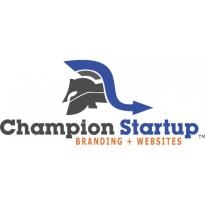 Champion Startup Logo Vector Download