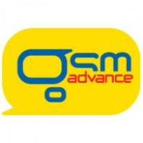 Gsm Advance Logo Vector Download