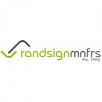 Rand Sign Mnfrs Logo Vector Download