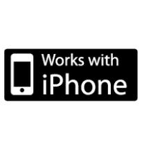 Works With Iphone Logo Vector Download
