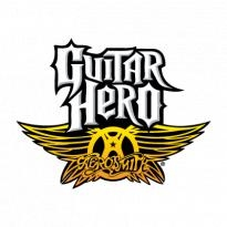 Aerosmith Guitar Hero Logo Vector Download